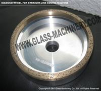 glass diamond wheel