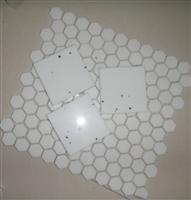 Marble Glass Panel