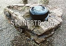 Black Granite bowl