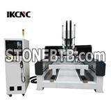 3D Stone Engraving Machine For Marble Engraving
