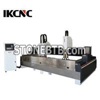 Countertop Cnc Machining Center Granite And Quartz Stone