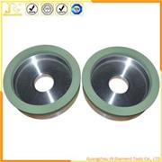 6A2 Diamond And CBN Recessed Flat Grinding Wheel