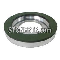 Resin 6A2T Diamond And CBN Flat Grinding Wheel