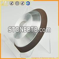 Diamond And CBN Grinding Wheels For Gashing