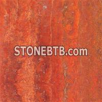 Travertine - Azarshahr Red-T501
