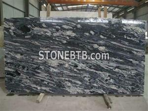 Cloud black, Granite Slab,Looking for foreign partners