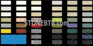 MMA Solid surface materials