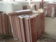 China  Red Granite Tile
