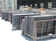 Gray Granite Slabs Polished