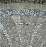 Cobble Stone Court Mosaic