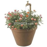 Full Bloom Outdoor Fountain