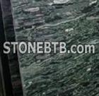 Meadow green granite slabs