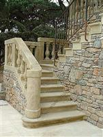 Stairs and balusters