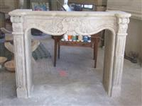 Style fireplace - Reference : CH65