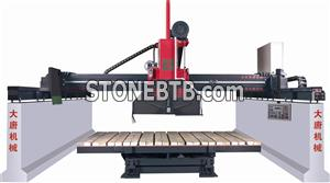 infrared brige stone cutting machine