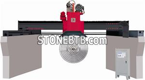 middle brige stone cutting machine