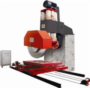 single arm heavy stone cutting machine