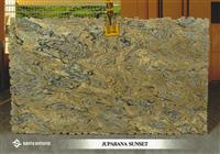 Brazil Golden Granite Blocks/Rock - JUPARANA SUNSET