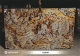Brazil Golden Granite Blocks/Rock - GAZON