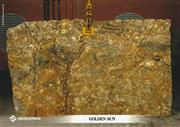 Brazil Golden Granite Blocks/rock - GOLDEN SUN