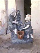 Human Stone Carving 10