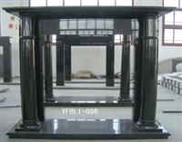 Shanxi Black Fireplace