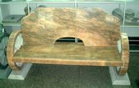 Stone Table & Bench 09