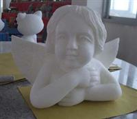 Human Stone Carving 07