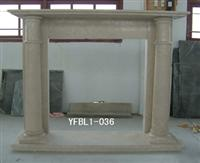 Beige Fireplaces