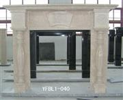 Marble Fireplaces 2