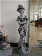 Human Stone Carving 05