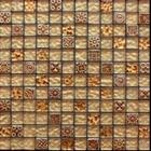 Resin and Glass Mosaic