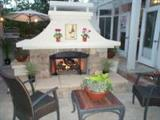 Fireplaces Outdoor Prefab