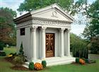 Offer Funeral Granite and Marble Mausoleum