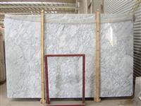 White Carrara Slabs