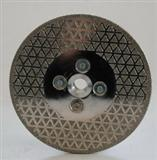 Electroplated Diamond disc