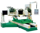 Edge cutting machine for column slab TYPE HXB4-1500