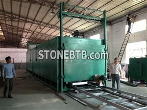 Granite color improve furnace