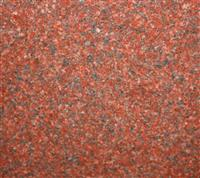Red granite equipment