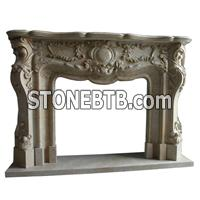 Fireplace Mantel-FM11