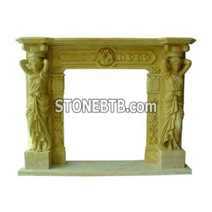 Fireplace Mantel-FM28