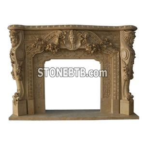 Fireplace Mantel-FM29