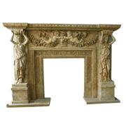 Fireplace Mantel-FM30