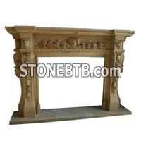 Fireplace Mantel-FM31