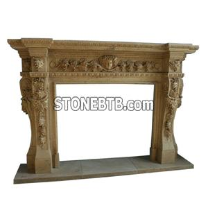 Fireplace Mantel FM31