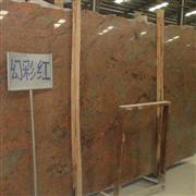 Multi red granite