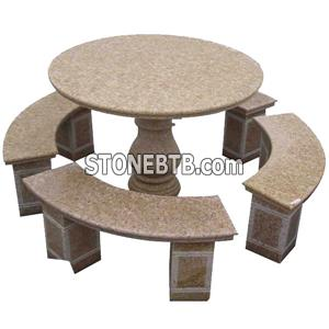 Table and Benches 07