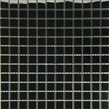 Metal mosaic-2-bkpolish23x23mm