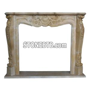 Fireplace Mantel-FM07