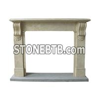 Fireplace Mantel-FM19